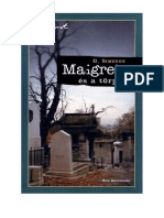 Maigret Es a Torpe - Georges Simenon
