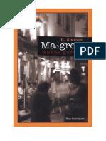 Maigret Duhbe Gurul - Georges Simenon