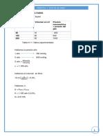 Cálculos y Resultados Gases Ideales
