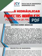 Proyectos Hidraulicos