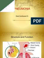 Pneumonia Dewi