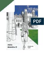 Análisis II- Polinomio de Taylor