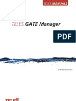 Teles.gate Manager 14.0