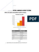 guided notes america goes to war