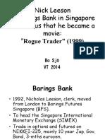Barings Leeson Example