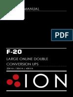 f20 Install Manual 2