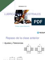 Tema 03 Lubricantes Industriales