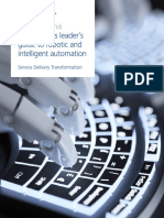 Automate This - The Business Leader's Guide to Robotic and Intelligent Automation by Deloitte