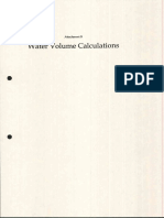 Ma140327 Attachment b Water Volume Calculations_pdf