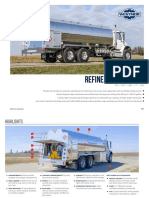 Refined Fuel Truck WMLT2120ENPR