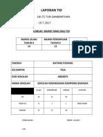 Borang Laporan Tid Sekolah (Diisi Oleh Guru Dan Diemail)-Setelah Siap Namakan Blank Data Ini Dgn Nama Sekolah