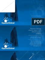 Company Profile Equine Global 2017