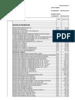 Valorizaciones  nº11ACABADOS  Inst. Electricas RUBEN- Ofistower -   .xlsx