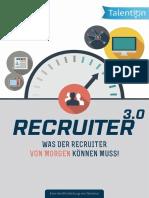 E-Book Recruiter Talention 2016