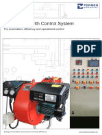 ECR Burner With Control System