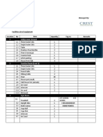 Sample of Asset List 2