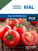Informe RIAL 2016