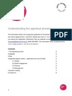 Understanding the Appraisal Process June 2013