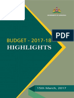 Budget Highlights Eng2017-18