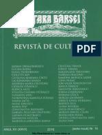 Tara Barsei, an 1 (12), 2002, nr. 1