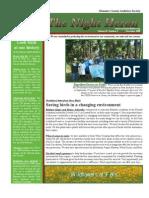 Nov 2008 Night Heron Newsletters Manatee County Audubon Society