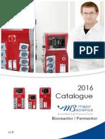 Catalogue W03 Laboratory Bioreactors