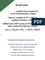 [Med ITA] Fisiologia - Meccanica Respiratoria