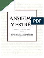 Ansiedad y Estrés - Qué Son y Cómo Manejarlos