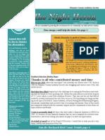 Jan 2010 Night Heron Newsletters Manatee County Audubon Society