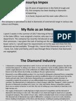 Virat Pansuriya Internship Report