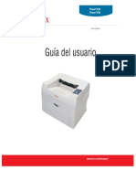 Phaser 3124 3125 Spanish