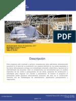 Programa de Especializacin en Administracin de Proyectos de Construccin