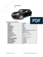 Especificaciones Tecnicas de Vehiculos