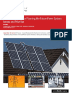 Methods and Tools for Planning the Future Power System_Issues and Priorities
