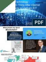 Blockchain IBL@2017