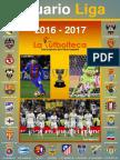Anuario Liga 2016-2017