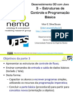 Java Br Curso Basico Novo Slides03
