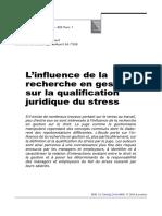 L'influence de la recherche en gestion sur la qualification juridique.pdf