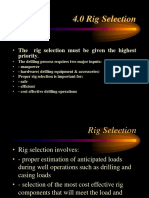 Rig Selection 3