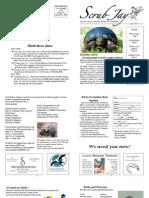 April 2008 Scrub Jay Newsletter Marion Audubon Society