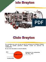 Ciclo Brayton Resumen