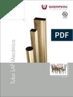 Tubo LAF mecánico SIDERPERU.pdf