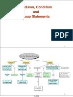 Decision Condition Loop