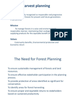 Logging Planning