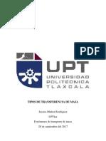 TIPOS DE TRANSFERENCIA DE MASA.docx
