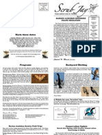 January 2010 Scrub Jay Newsletter Marion Audubon Society