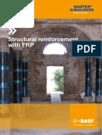 Structural Strengthening With BASF FRP - Kalın Kumaş Doyurma Problemli Olabilir Dikkat