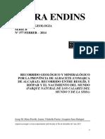Terra Endins II 14 377 29b Desembre 2012