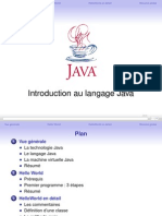 Introduction Java