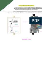 Interruptor Automático Magnetotérmico